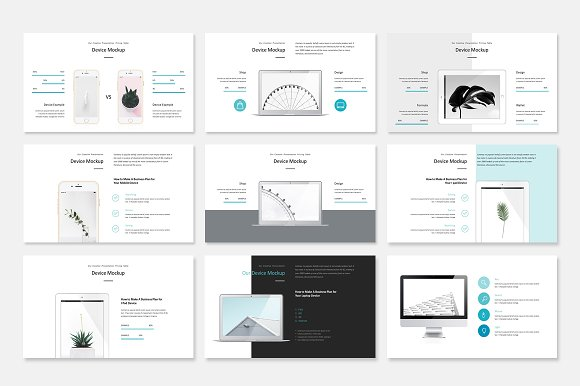 Google Slide Business Plan in Google Slides Templates - product preview 18