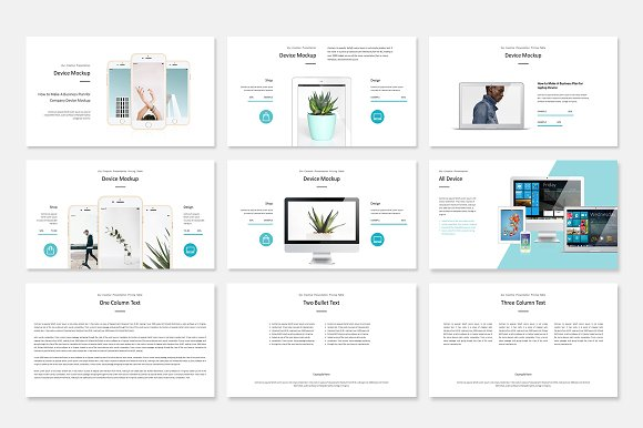 Google Slide Business Plan in Google Slides Templates - product preview 19