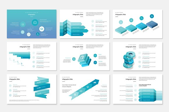 Google Slide Business Plan in Google Slides Templates - product preview 21