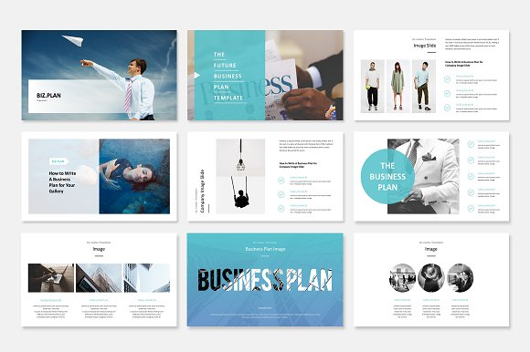 Google Slide Business Plan in Google Slides Templates - product preview 28