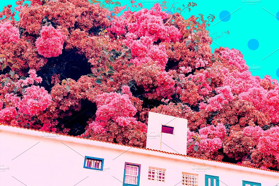 Pink Collage Computer Wallpaper Aesthetic Collage Wallpaper Pink B High Quality Nature Stock Photos Creative Market aesthetic collage wallpaper pink b