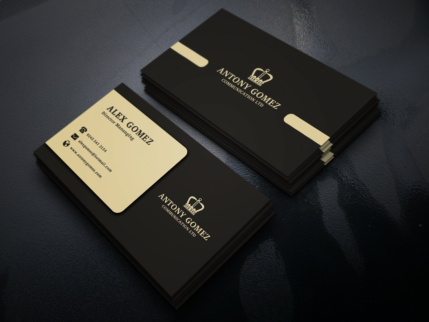 Lawyer Business Card Template Creative Photoshop Templates Creative Market