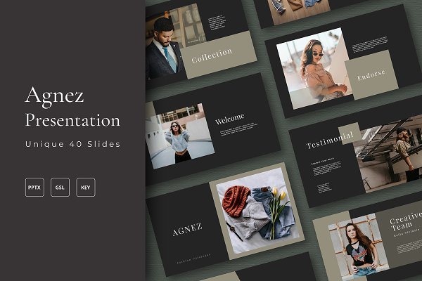 Agnez - Bundle Presentation