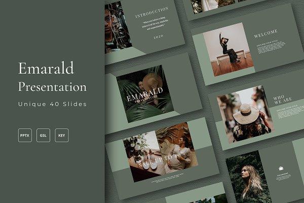 Emarald - Bundle Presentation
