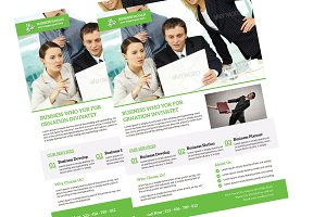 7 Business Flyers Bundle