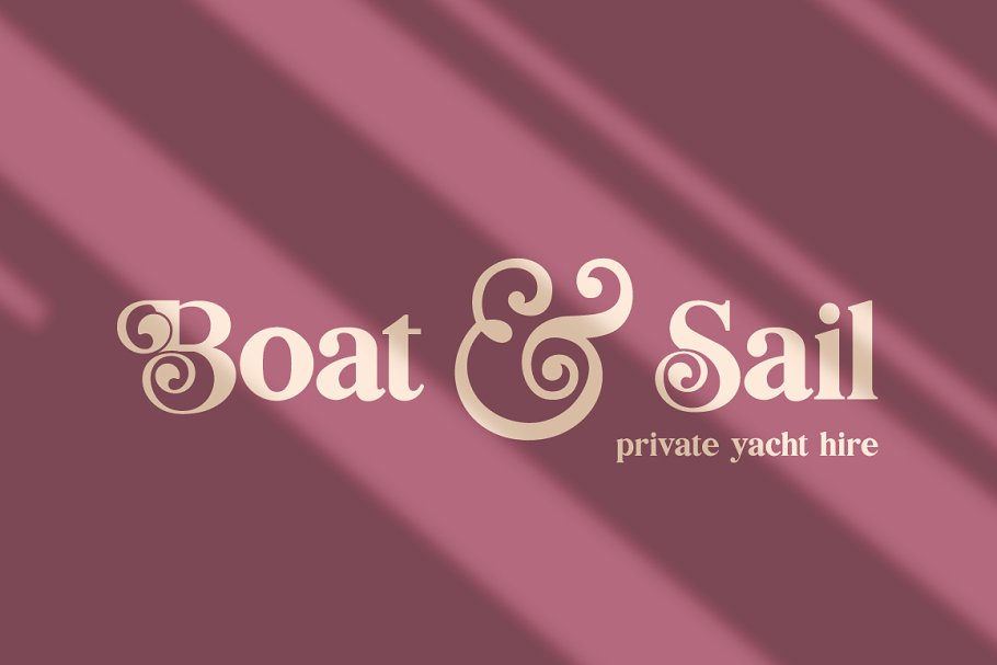 Bilingual Serif Font Duo in Serif Fonts - product preview 6