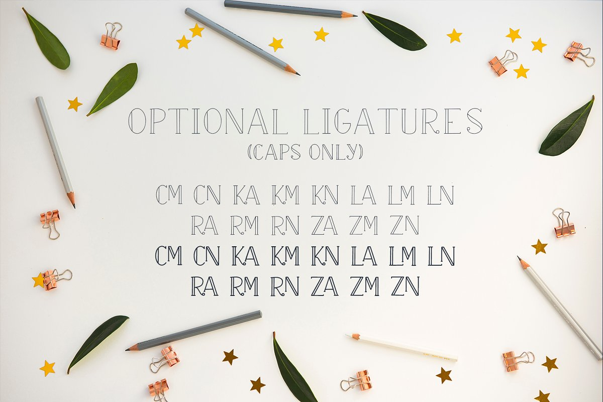 Magickal Moments in Serif Fonts - product preview 8