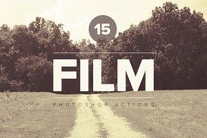 Premium Film PS Actions