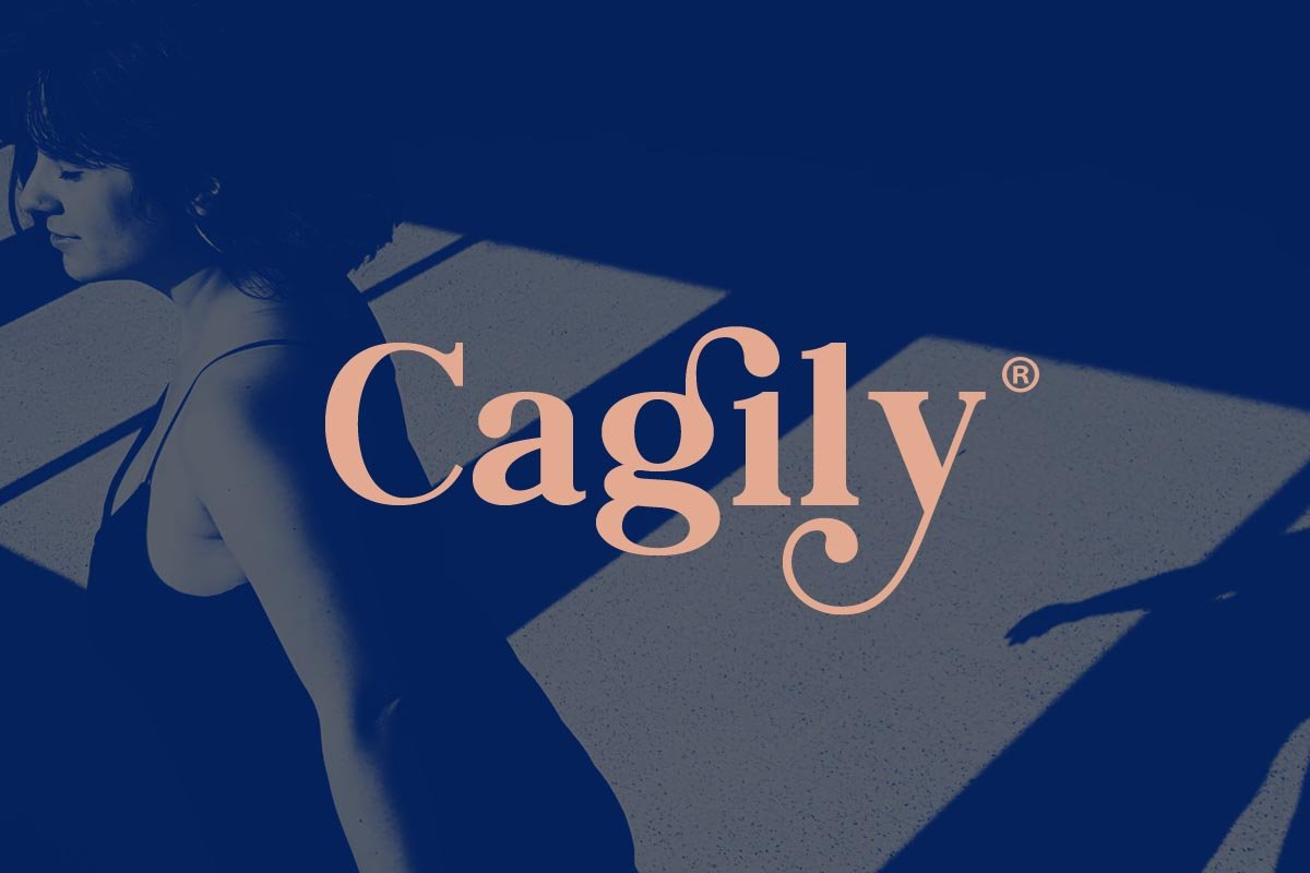 Cagily • Intro Sale 50% Off in Serif Fonts