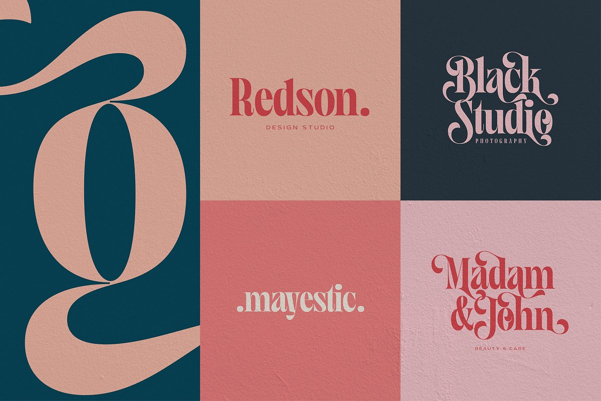 Magface in Serif Fonts - product preview 6