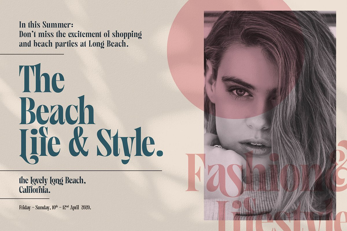 Magface in Serif Fonts - product preview 9