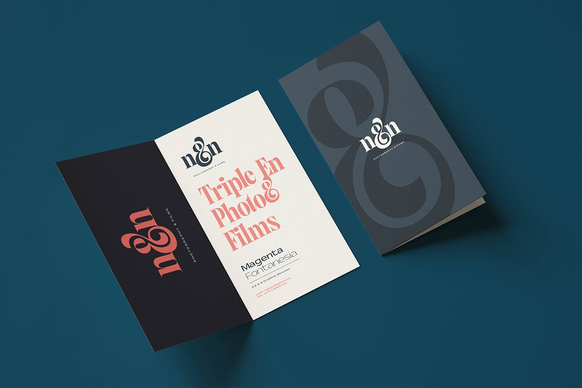 Magface in Serif Fonts - product preview 10
