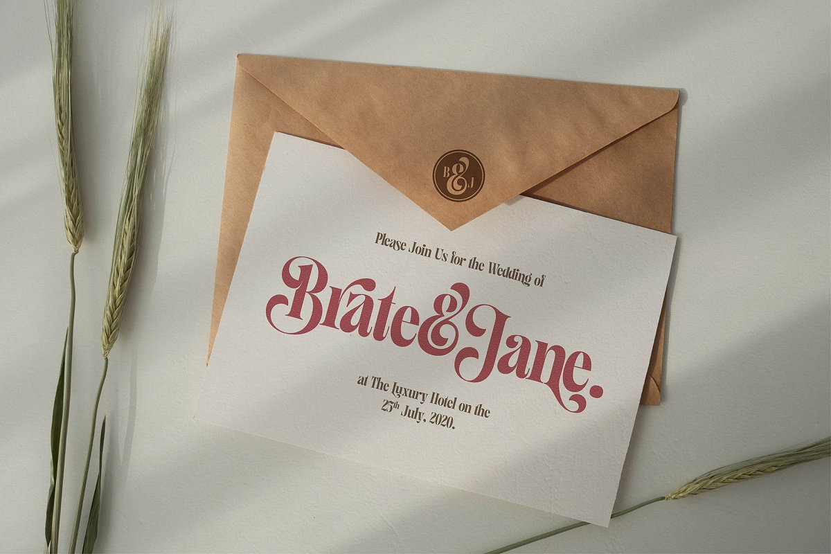 Magface in Serif Fonts - product preview 14
