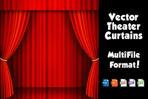 Vector Theater Curtains