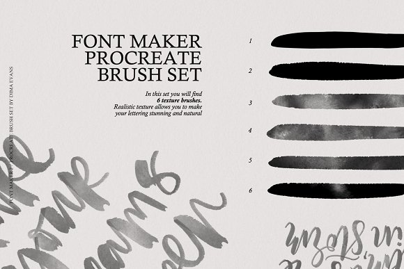 Font Maker 2 in Add-Ons - product preview 1
