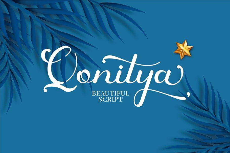 Qonitya