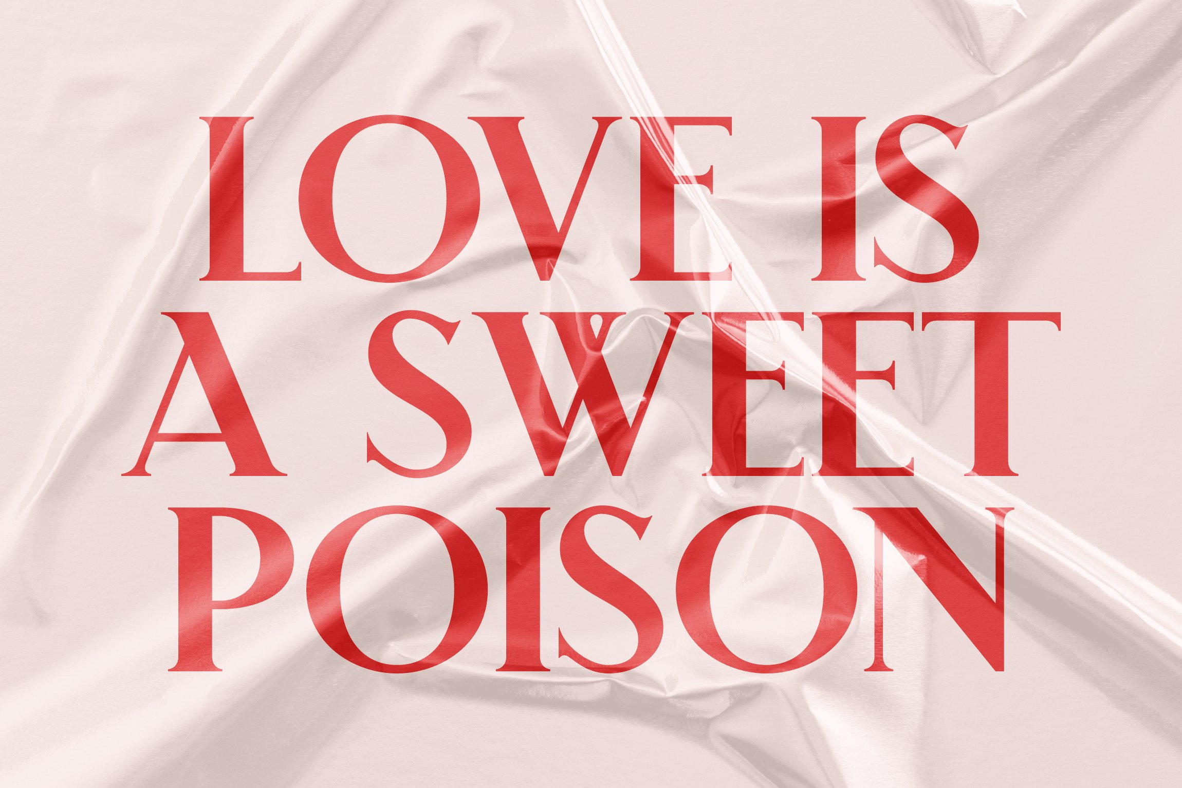 askja font sweetest goods love is sweet poison quote 10