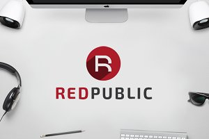 R Logo - Red Republic