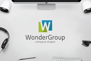W Logo - Wonder Group