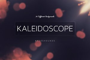 30 Kaleidoscope Backgrounds