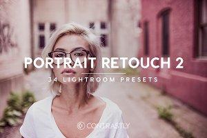 Portrait Retouch LR Presets Vol.2