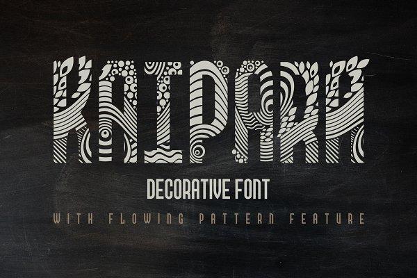 Kaipara font