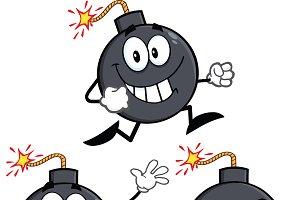 Various Cartoon Bomb Collection- 3