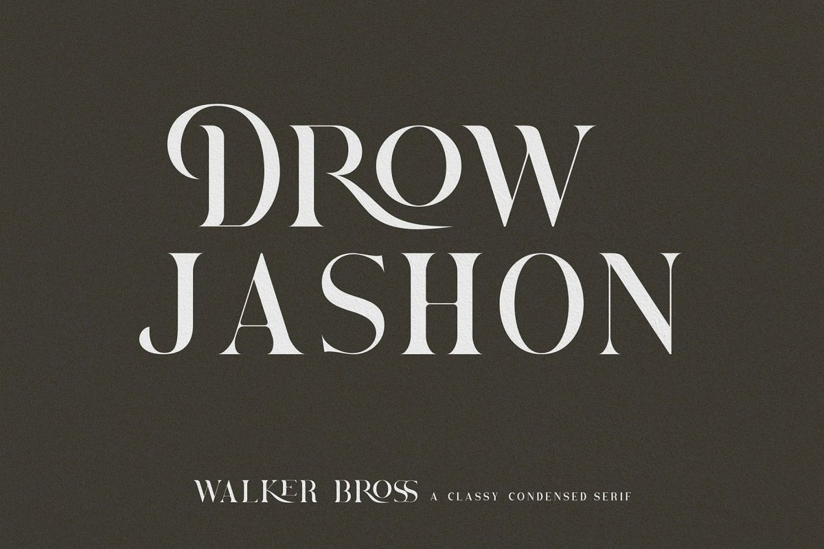 Brovile. A Classy Serif in Serif Fonts - product preview 3