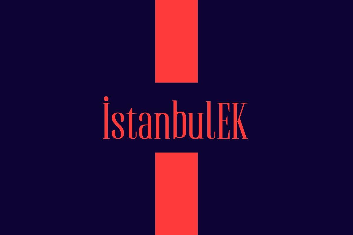 IstanbulEK Modern Font