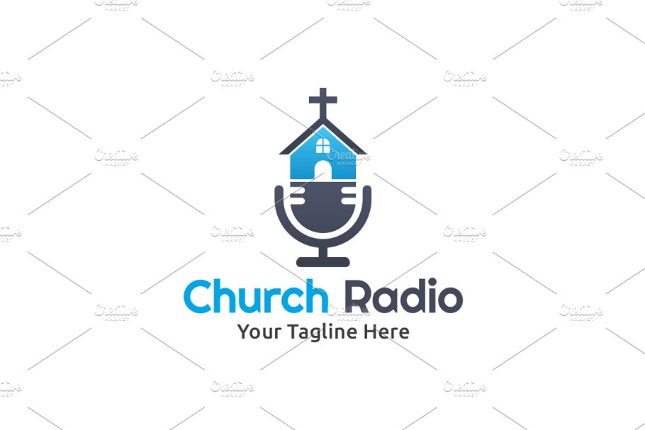 Church Radio Logo