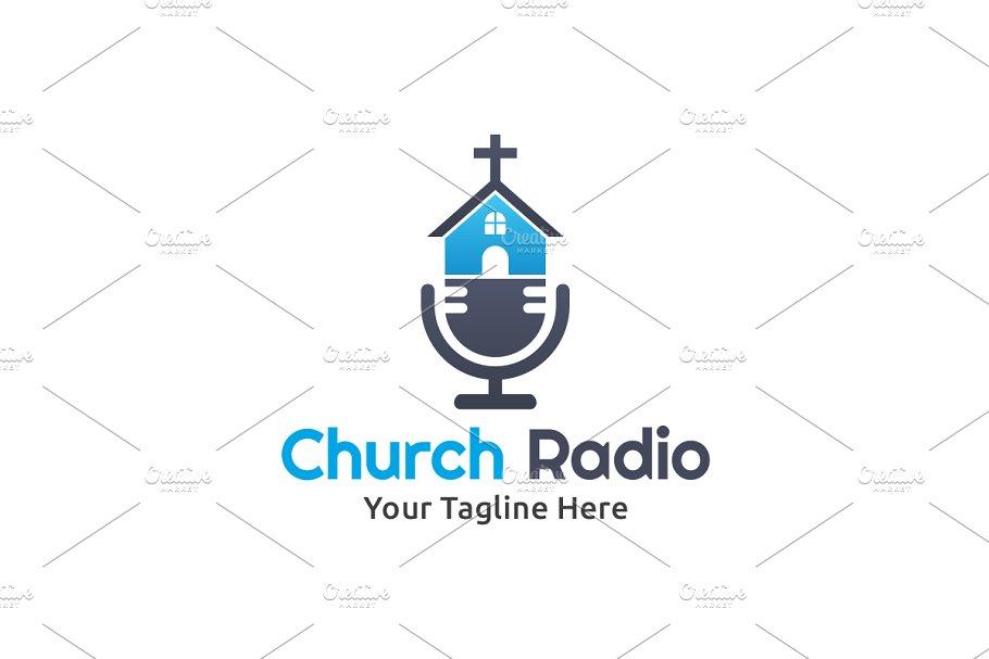 Church Radio Logo