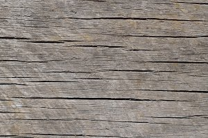 Weathered Horizontal Grained Wood