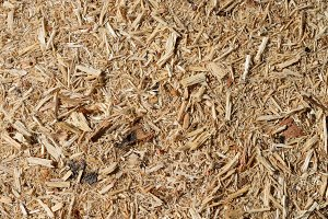 Sawdust and Wood Chip Background