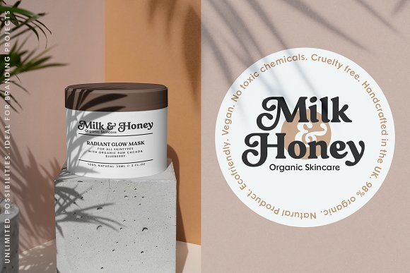 Praline Font Family in Serif Fonts - product preview 4