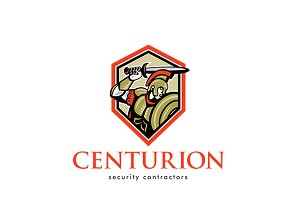 Centurion Security Contractors Logo