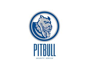 Pitbull Security Services Logo