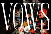 Vows - Condensed Serif Font