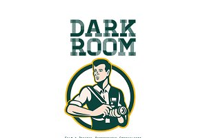 Dark Room Film and Digital Photograp
