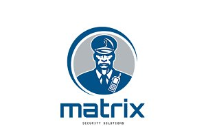 Matrix Security Solutions Logo