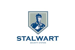 Stalwart Security Systems Logo