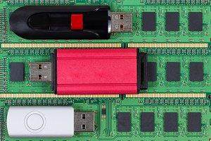Modern Hardware for Data Transfer