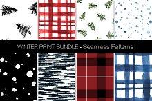 Winter Pattern Bundle