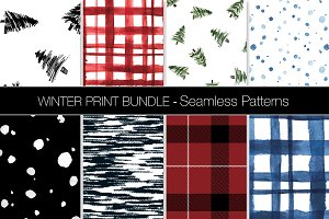 Winter Pattern Bundle