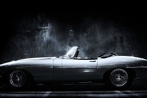 Jaguar E-Type XK-E Roadster
