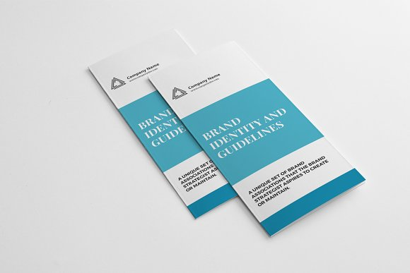 Mini brand guideline template v252 brochure templates for Mini brochure template