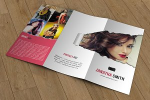 Trifold Photography Brochure-V254