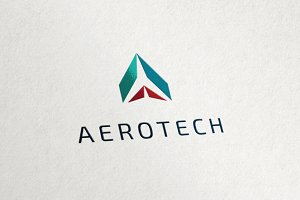 A Logo - Aero Technology