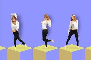 Dansing girl 2