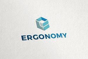 E Logo - Ergonomy Product