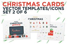 Christmas Cards / Set 2 of 6